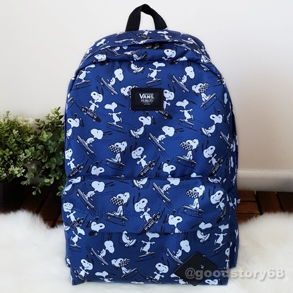 60f5710ff1 Vans x Peanuts Old Skool Backpack